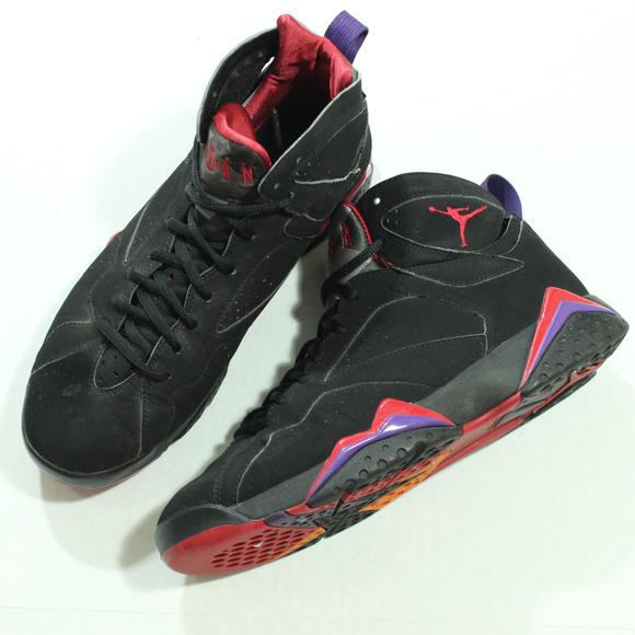 timeless design 3fdb8 31a88 Authentic Nike Air Jordan 7 Retro  Raptor  2012 10.  M 5bac498045c8b39afbb4effd